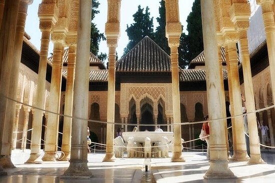 Alhambra-Führung in kleiner Gruppe
