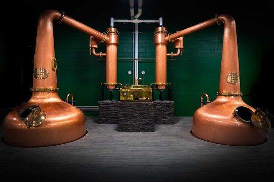 Visita introductoria a la cervecería...