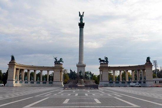 Budapest 3-timers bytur