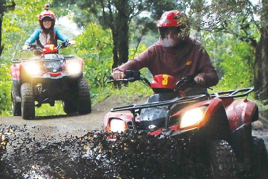100% Aventura Park ATV Tour in...