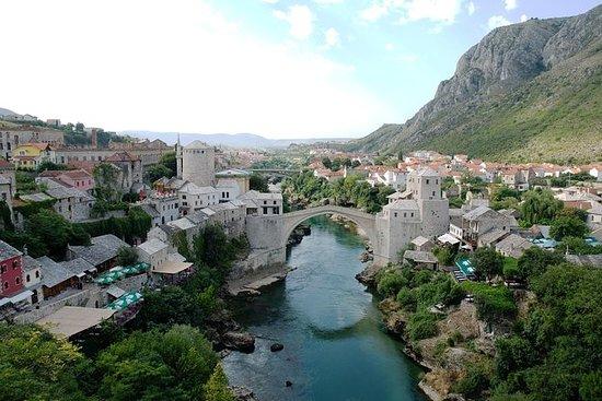 Gita di un Giorno a Mostar e a