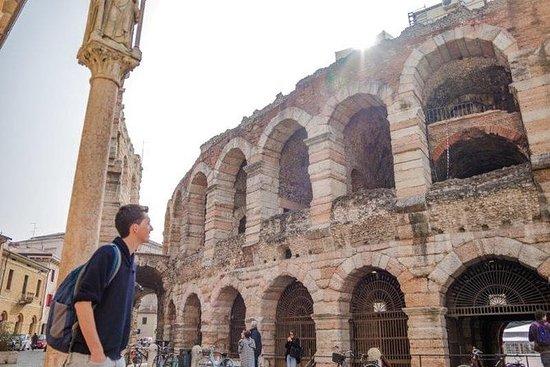 Visite de Vérone avec billet...