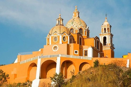 Private Tour: Puebla and Cholula Day...