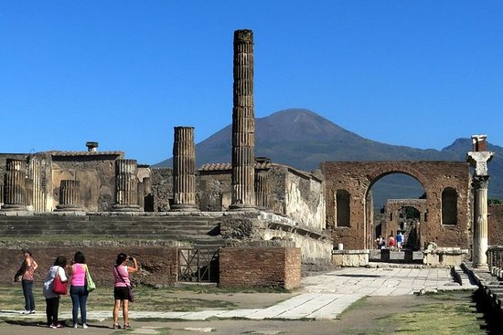 Day Trip from Naples: Pompeii and Mount...