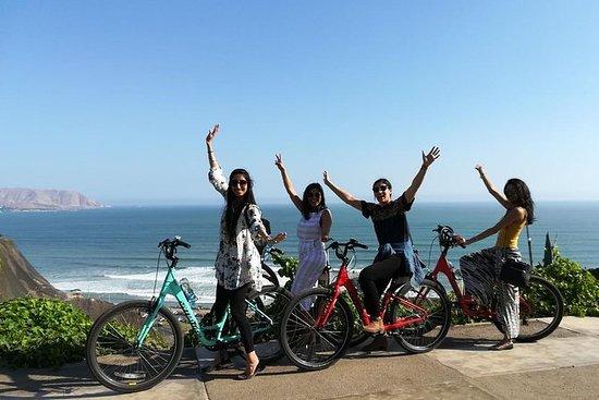 Barranco Bike Tour from Miraflores