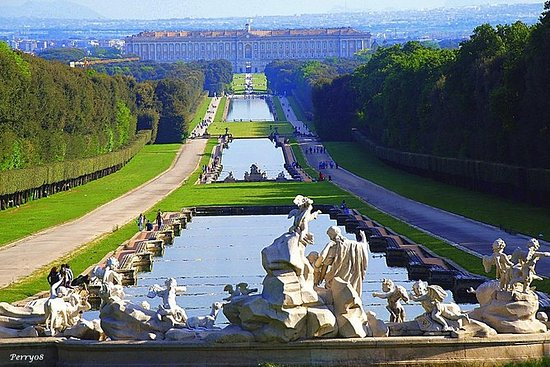 Full-Day Royal Palace of Caserta Tour...