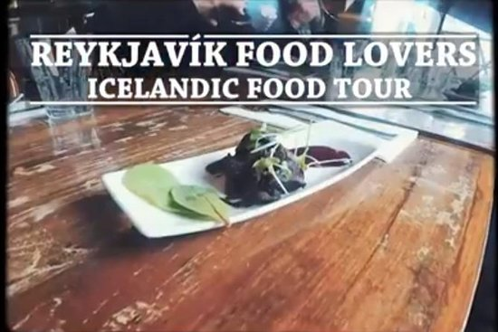 Reykjavik Food Lovers Tour - islandsk...