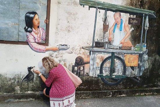 Visite du patrimoine culturel de la Vieille ville de Phuket