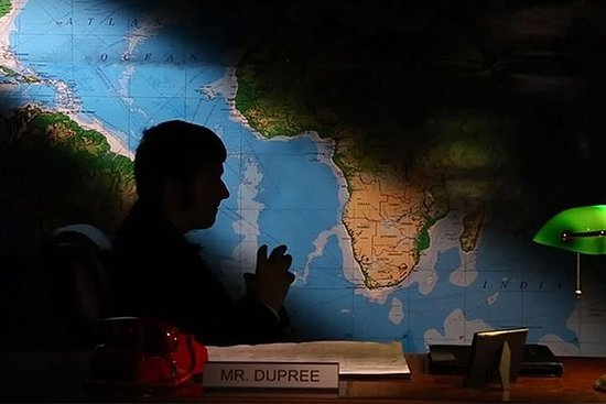 Sr. Dupree Mission Escape Room en...