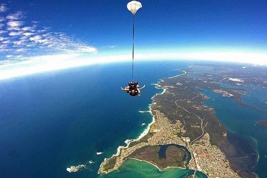 Skydive em Tandem de Newcastle