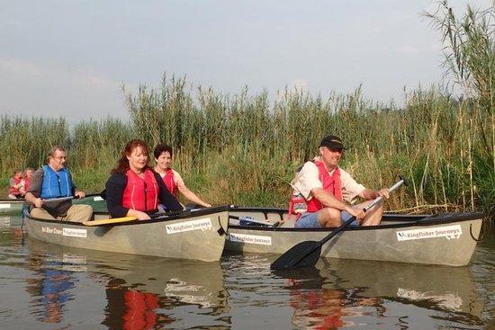 Excursion d'une demi-journée en canoë...