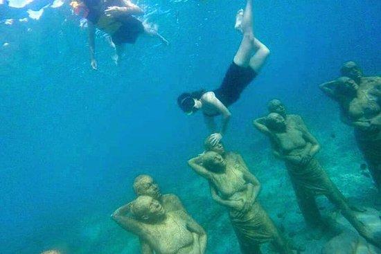 Gili Island Snorkling Overnattingstur...