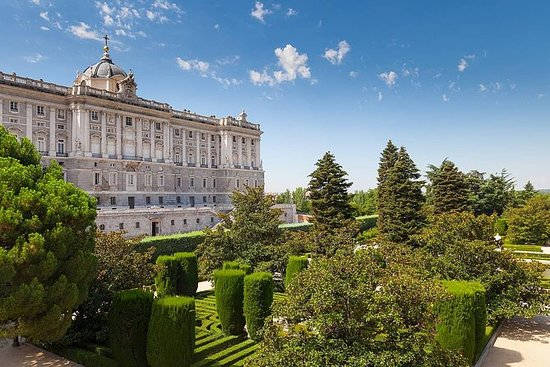 Royal Palace of Madrid 1.5-Hour...