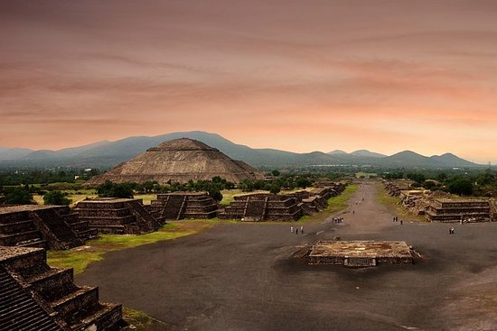 Small Group: Afternoon Guided tour to Teotihuacan from Mexico City: Afternoon Guided Tour to Teotihuacan from Mexico City