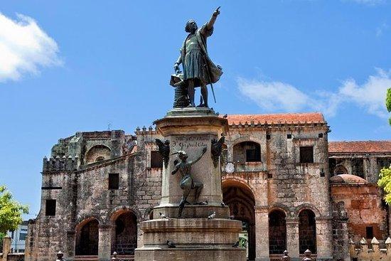 Visite privée de Santo Domingo depuis...