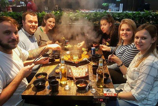 Evening Foodie Adventure in Chengdu...