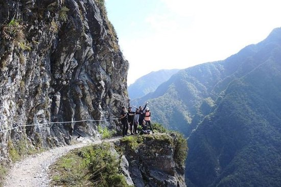 3-dagers tur i Taroko-kløften