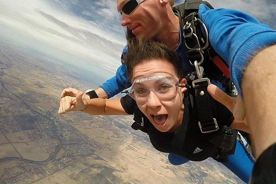 Skydive su York fino a 14000 piedi