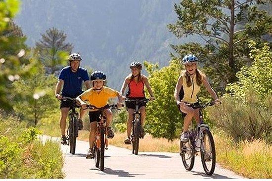 3-stündige Mountainbike-Tour in...