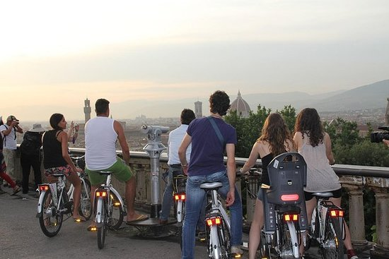 E-Bike Tour de Florencia y Piazzale...