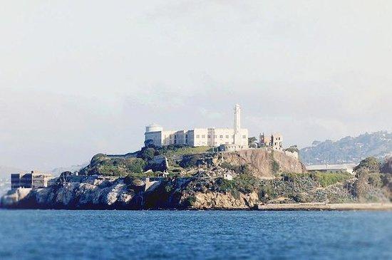 2日間のアルカトラズ島、ミュアウッズ、ソノマワインツアー(水族館付)