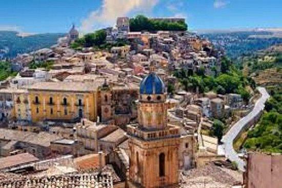 Syd for Sicilien Tour fra Catania i 8...