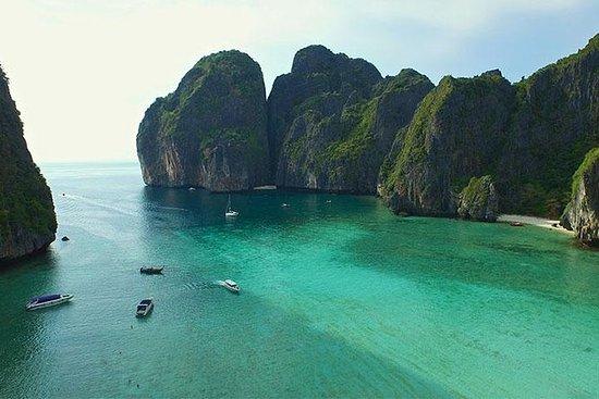From Khao Lak: Phi Phi Island – Bamboo...