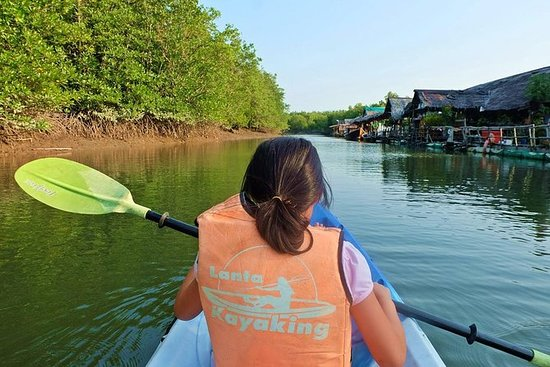 Lanta Mangrove Tour with Sea Cave...