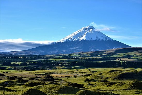 4-dages Magic Tour Quito, Cotopaxi...