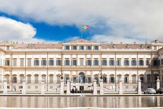 Königliche Villa von Monza, das...