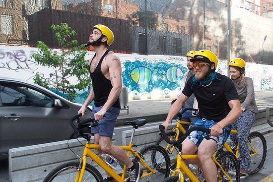 Bogota Downtown Shared Bike Tour