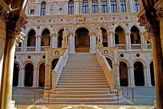 The Doge's Palace, old Royal Palace...