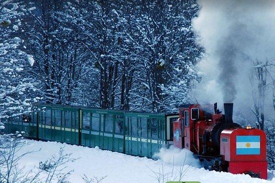 乌斯怀亚(火地岛国家公园)的世界尽头的火车
