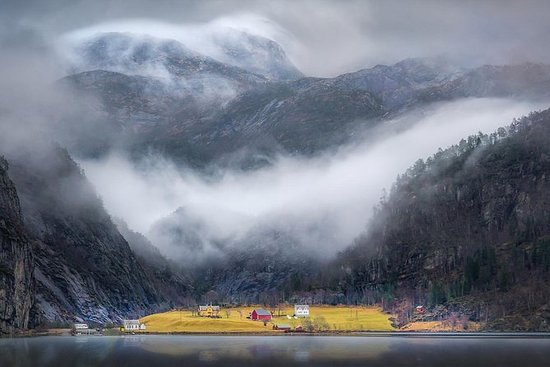 Private Tour: The Fjords in a...