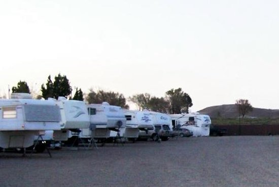 Kirtland, NM: Working Man's RV Park.