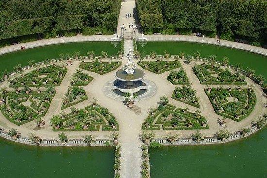 Tour del giardino di Boboli