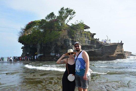 La mejor excursión de Ubud y Tanah Lot