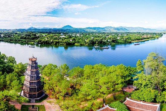 Visite de la ville de Hue depuis Hoi...