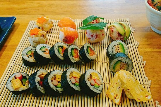 寿司料理教室