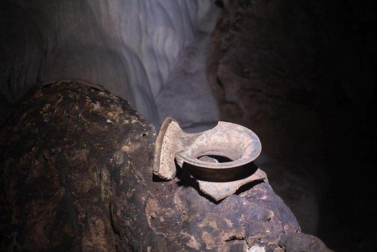 Mayan Ceramics Cave