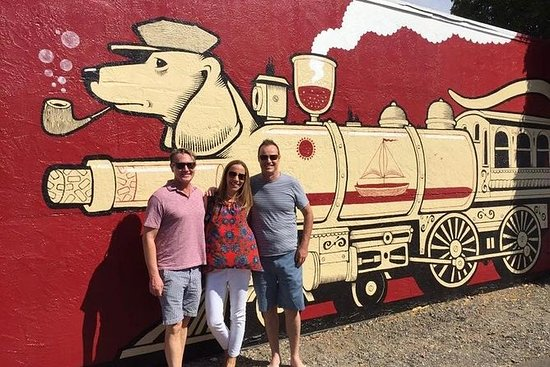 RAD Napa Walking Tour