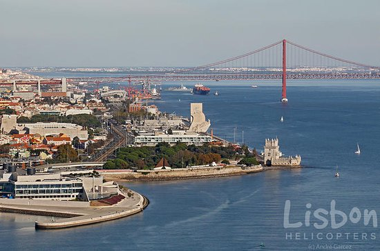 Lisbon Private Helicopter Tour...