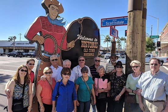 Arizona Food Tours- A Taste of Old...