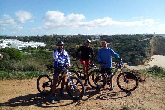 Mountainbike turné Vejer de la ...