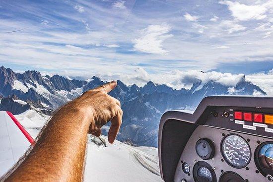 Tour du Mont Blanc och Avion Privé ...