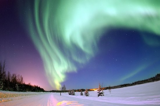 Yukon-Northern Lights 4-days...