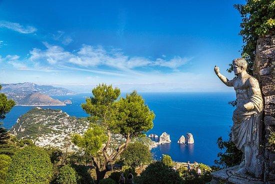 Capri en Anacapri vanuit Rome ...
