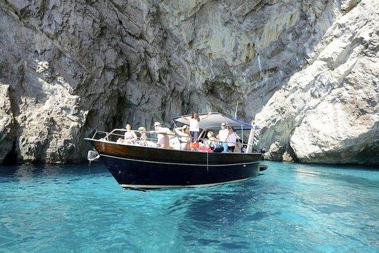 Esperienza in barca a Sorrento e