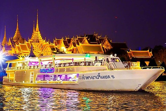 Chaophraya Princess Dinner Cruise...