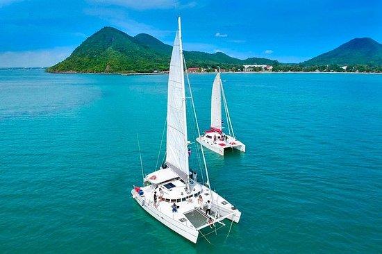 Laguna - Catamarano di lusso 47ft con